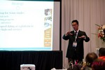 Douglass Lee (Vice President @ Click2Asia) at the 2011 Internet Dating Industry Conference in L.A.