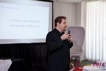 OPW Pre-Session (Eric Resnick of Courtland Brooks) at iDate2011 L.A.
