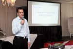 OPW Pre-Session (Mike Baldock of Courtland Brooks) at the iDate Dating Business Executive Summit and Trade Show