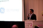 Tai Lopez (CEO of DatingHype) at the 2011 Internet Dating Industry Conference in L.A.