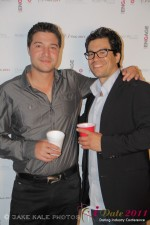 One of the Best iDate Dating Industry Best Parties  at the 2011 L.A. Online Dating Summit and Convention
