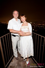 The Hollywood Dating Executive Party at Tai 's House at iDate2011 L.A.