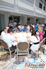 Dating Industry Executive Luncheon at the 2011 Internet Dating Industry Conference in L.A.