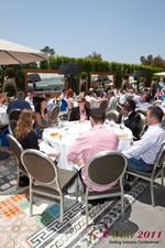Mobile Dating Executives Meet for the iDate Lunch at the June 22-24, 2011 L.A. Internet and Mobile Dating Industry Conference