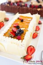Dessert (Thanks to the SLS Chef) at iDate2011 West