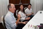 Mobile Dating Panel (Brendan O'Kane, Raluca Meyer & Joel Simkhai) at the iDate Dating Business Executive Summit and Trade Show