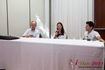 Mobile Dating Panel (Raluca Meyer of Date Tracking) at the 2011 Internet Dating Industry Conference in Los Angeles