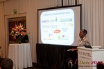 Robinne Burrell (Vice President or Match.com Mobile) at the 2011 L.A. Online Dating Summit and Convention