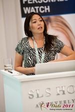 Vanae (CEO of Vanae.com) at iDate2011 Los Angeles