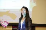Phedra Anwar (CEO of Loky.me - Mobile Application Sponsor)