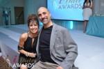 Paul Falzone and Renee Piane at the 2012 iDate Awards Ceremony