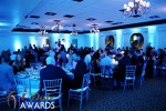 Awards Dining Room at the 2012 iDateAwards Ceremony in Miami