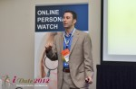 Dr Eli Finkel - Professor of Sociology - Northwestern University at the January 23-30, 2012 Miami Internet Dating Super Conference
