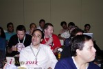 iDate2012 Dating Industry Final Panel Audience at the January 23-30, 2012 Internet Dating Super Conference in Miami