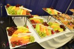 Refreshments at the January 23-30, 2012 Miami Internet Dating Super Conference