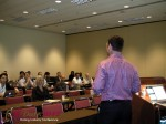 Mark Brooks - CEO - Courtland Brooks at the January 23-30, 2012 Miami Internet Dating Super Conference
