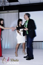 Sam Yagan - OKCupid - Winner of Best Dating Site Design 2012 in Miami Beach at the 2012 Internet Dating Industry Awards