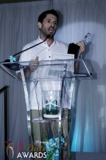Joel Simkhai - Grindr.com - Winner of Best New Technology 2012 at the 2012 Internet Dating Industry Awards in Miami
