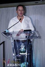 Matthew Pitt - White Label Dating - Winner of Best Dating Software 2012 in Miami Beach at the January 24, 2012 Internet Dating Industry Awards