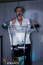 Julie Ferman - Cupid's Coach/eLove - Winner of Best Matchmaker 2012 in Miami Beach at the January 24, 2012 Internet Dating Industry Awards