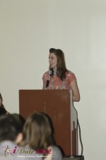 Caroline Kulczuga - Marketing SpecialistGoogle.com at the January 23-30, 2012 Miami Internet Dating Super Conference