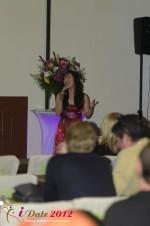 Charisma Levonleigh - Advertising ManagerGoogle.com at iDate2012 Miami