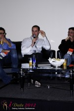iDate2012 Dating Industry Final Panel - Tom Simon at the January 23-30, 2012 Internet Dating Super Conference in Miami
