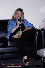 iDate2012 Dating Industry Final Panel - Dr Pepper Schwartz at Miami iDate2012