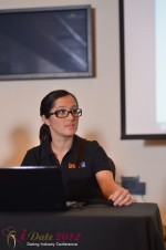 iDate2012 Post Conference Affiliate Session - Erin Garcia at the 2012 Internet Dating Super Conference in Miami