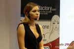 Oksana Reutova (Head of Affiliates at UpForIt Networks) at the September 10-11, 2012 Mobile and Internet Dating Industry Conference in Köln