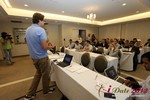 Alexander Harrington (CEO of MeetMoi)  at the June 20-22, 2012 California Internet and Mobile Dating Industry Conference