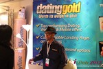 Dating Gold (Exhibitor) at the June 20-22, 2012 California Internet and Mobile Dating Industry Conference