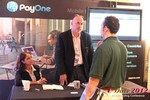 PayOne (Exhibitor) at the June 20-22, 2012 Mobile Dating Industry Conference in California