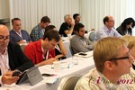 Audience at the June 20-22, 2012 California Internet and Mobile Dating Industry Conference