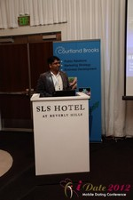 Santanu Basu (Sr Product Manager at Bing) at iDate2012 West
