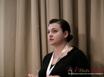 Lisa Moscotova (Лиза Москотова) Dating Factory  at the  Eastern European iDate Mobile Dating Business Executive Convention and Trade Show