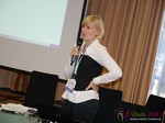 Catharina Jaschke (Regional Manager @ Be2) at the 2013 E.U. Internet Dating Industry Conference in Köln