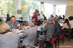 Lunch at the September 16-17, 2013 Köln E.U. Internet and Mobile Dating Industry Conference