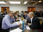 Speed Networking at the 2013 E.U. Internet Dating Industry Conference in Köln