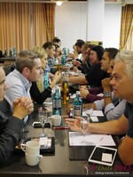 Speed Networking at the 2013 Euro Online Dating Industry Conference in Köln