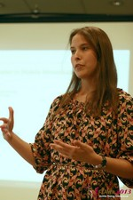 Catherine Cook - Co-Founder of MeetMe at the June 5-7, 2013 California Online and Mobile Dating Industry Conference