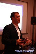 John Jacques - Sr Acct Executive at Virool at the 2013 Online and Mobile Dating Industry Conference in California