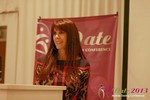 Julie Spira - CEO of CyberDatingExpert.com at the 2013 Beverly Hills Mobile Dating Summit and Convention