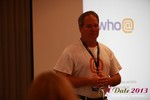 Lee Blaylock - Who@ at the 2013 Online and Mobile Dating Business Conference in L.A.