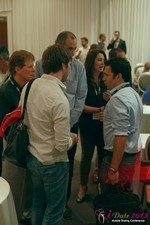 Networking at the 2013 Online and Mobile Dating Industry Conference in California