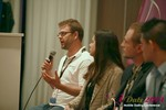 Tom Desaulniers - CEO of Go2Mobi at the 34th iDate Mobile Dating Industry Trade Show