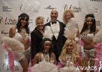 eLove Crew at the 2013 Internet Dating Industry Awards Ceremony in Las Vegas