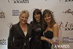 The most recognizzed faces in the business at the 2013 iDateAwards Ceremony in Las Vegas