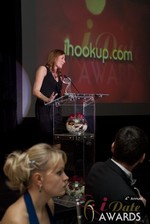 iHookup, winner of 2013 Best Marketing Campaign at the 2013 iDateAwards Ceremony in Las Vegas held in Las Vegas