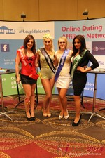 Cupid.com (Platinum Sponsor) at the 2013 Internet Dating Super Conference in Las Vegas